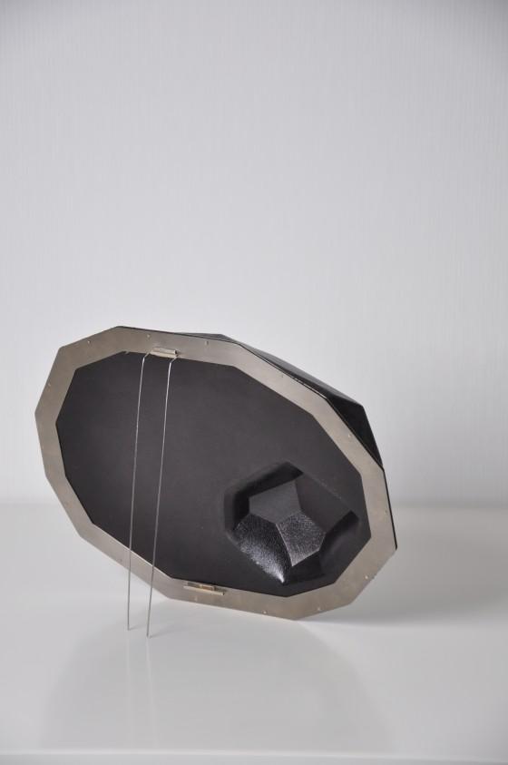 Sanna Svedestedt Black Diamond Brooch