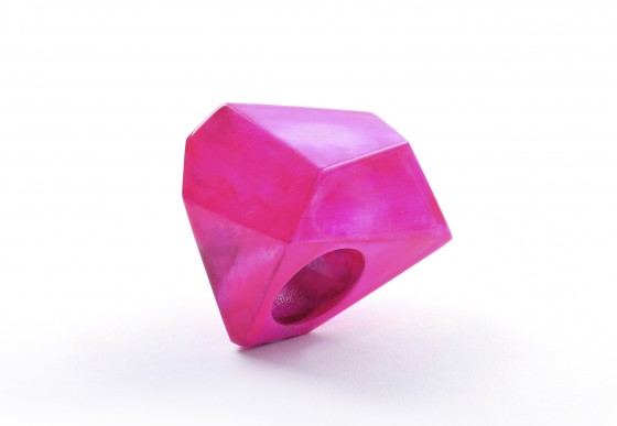Sanna Svedestedt pink diamond